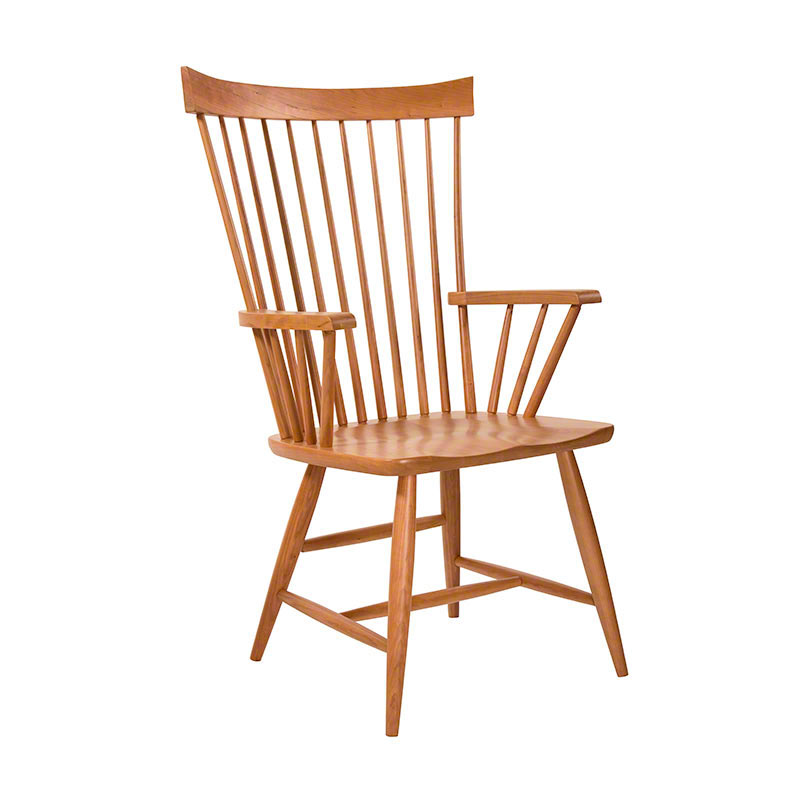 country windsor dining chair vermont woods studios