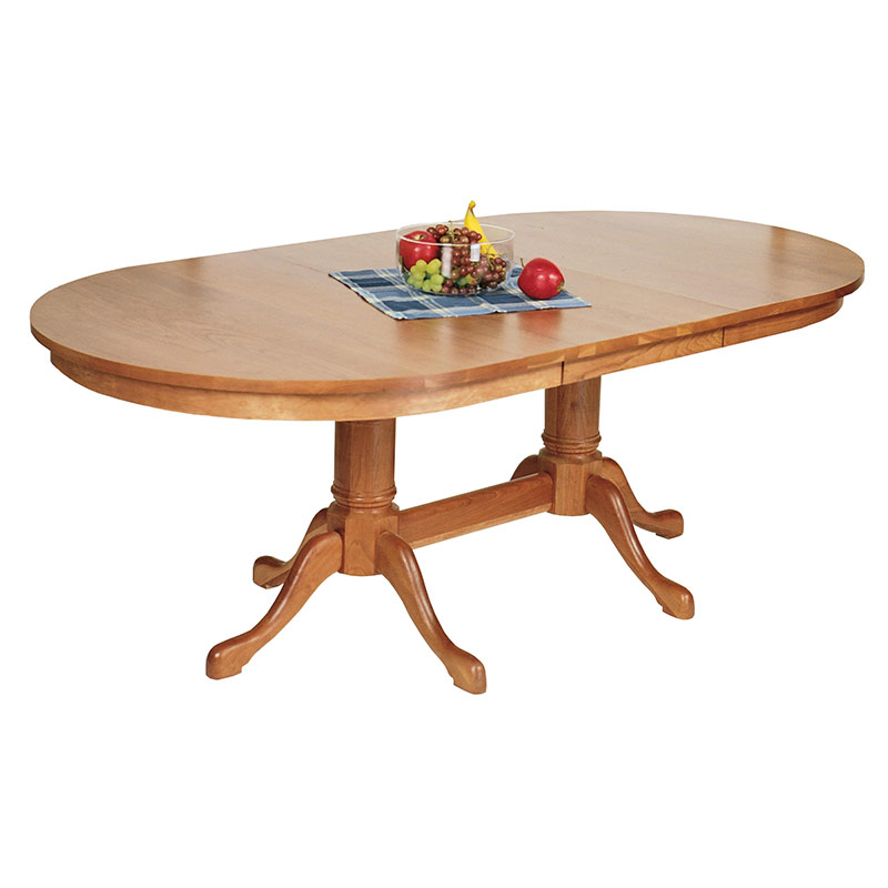 Duncan Phyfe Cabriole Dining Table