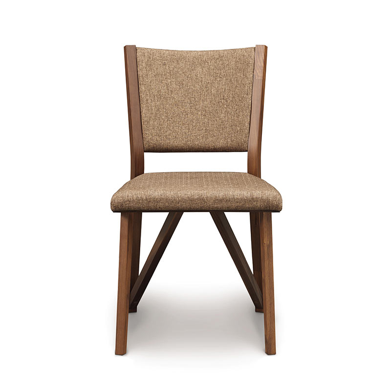 Exeter walnut chair by copeland furniture vermont woods