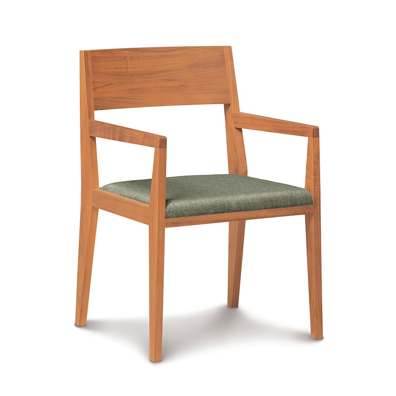 Kyoto cherry chair by copeland furniture vermont woods for Cherry dining room chairs