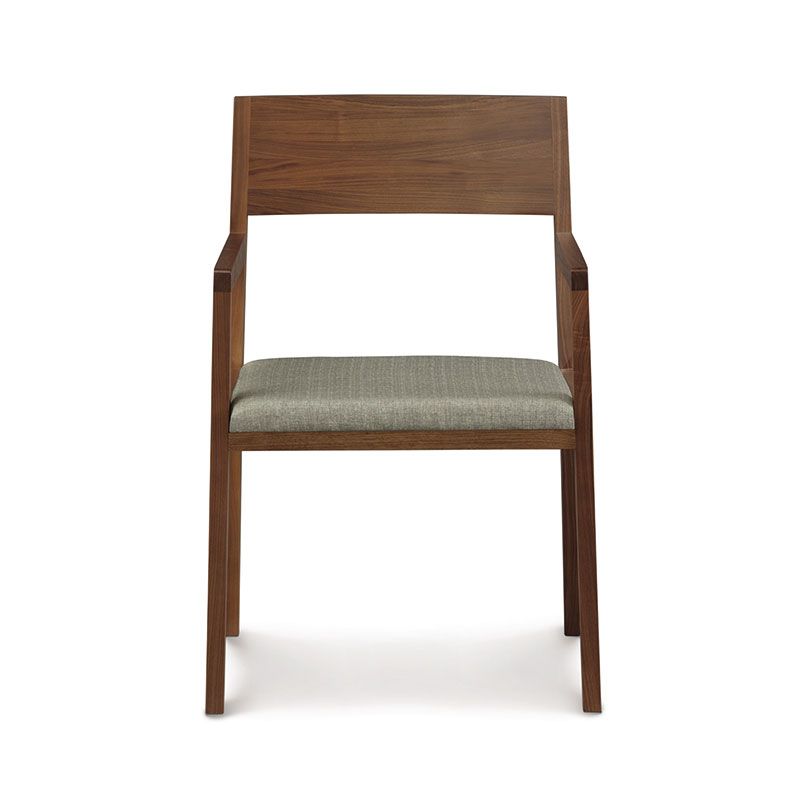 copeland kyoto walnut dining chair vermont woods studios
