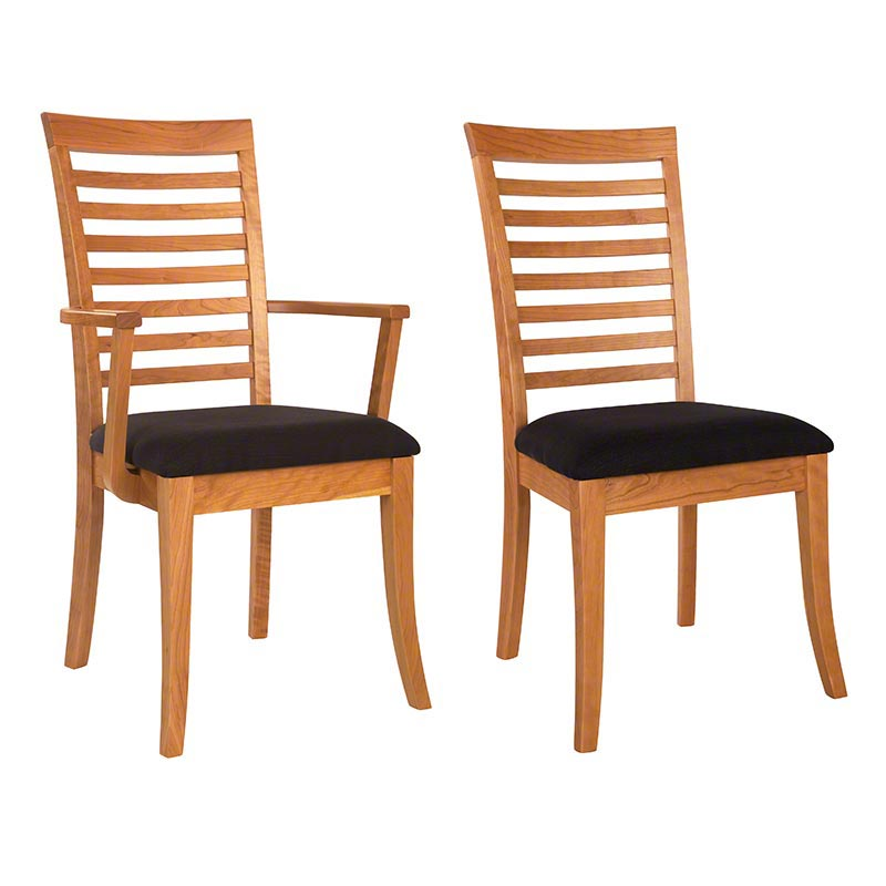 table ladder chairs unfinished back for sale oak elegant chair