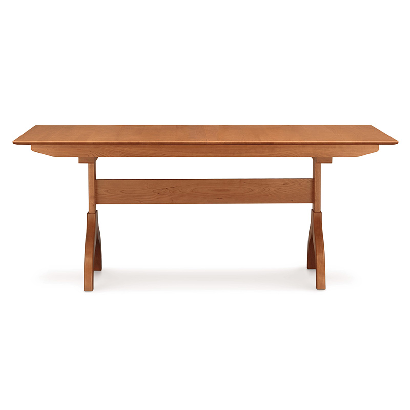 Sarah Shaker Trestle Extension Table Part 95
