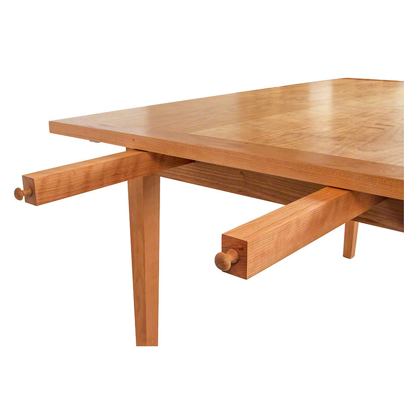 Vermont Dining Table Vermont Acacia Extending 160cm  : shaker harvest table 105 from amlibgroup.com size 800 x 800 jpeg 54kB