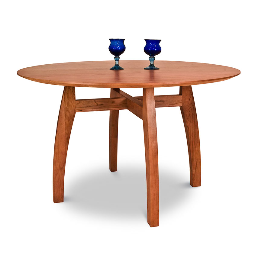 Vermont Modern Pedestal Table