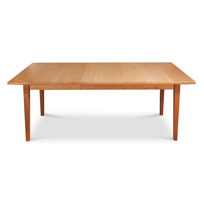 Charming Vermont Shaker Custom Dining Table Part 15