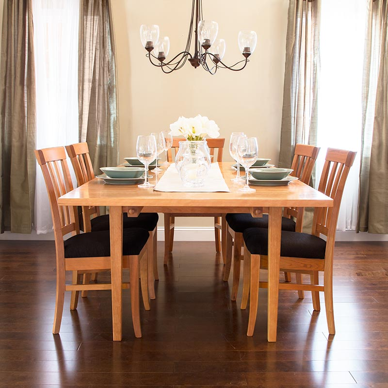 stunning shaker dining room table gallery ltrevents com shaker dining room set decor love