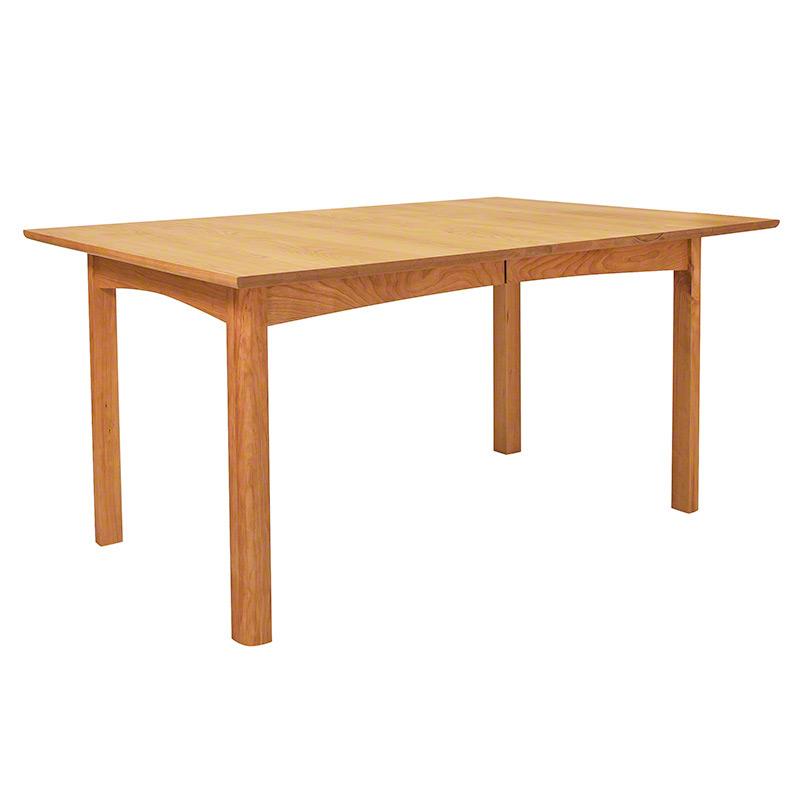 woodland custom dining table solid hardwood natural eco friendly