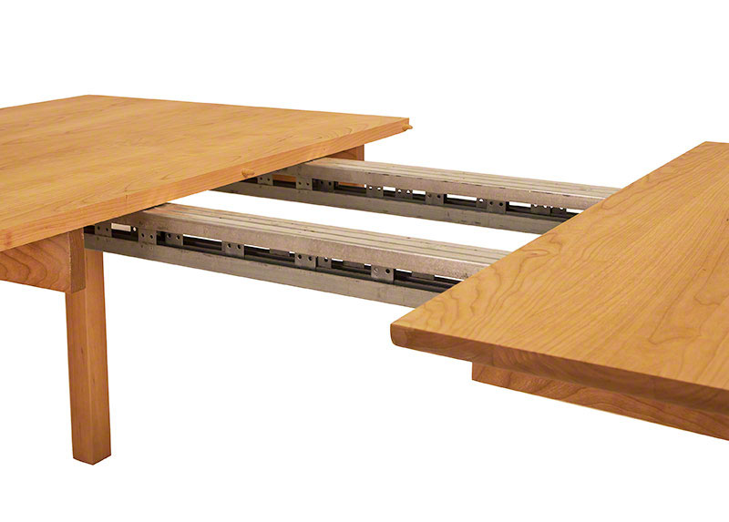 Woodland Custom Dining Table  Solid Hardwood  Natural Eco Friendly ...