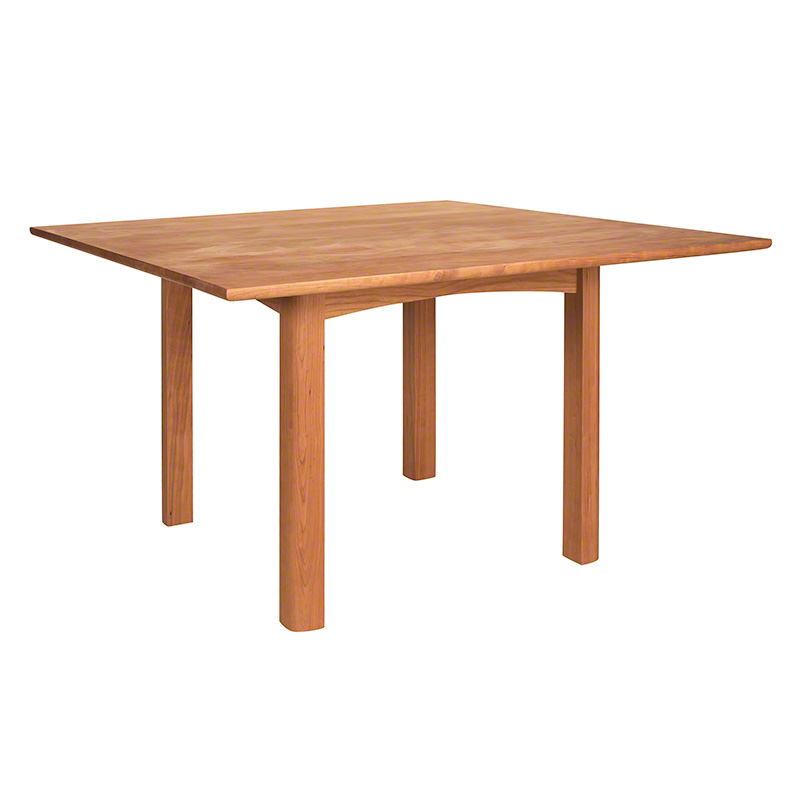 Dining Tables Clearance: Woodland Custom Square Dining Table