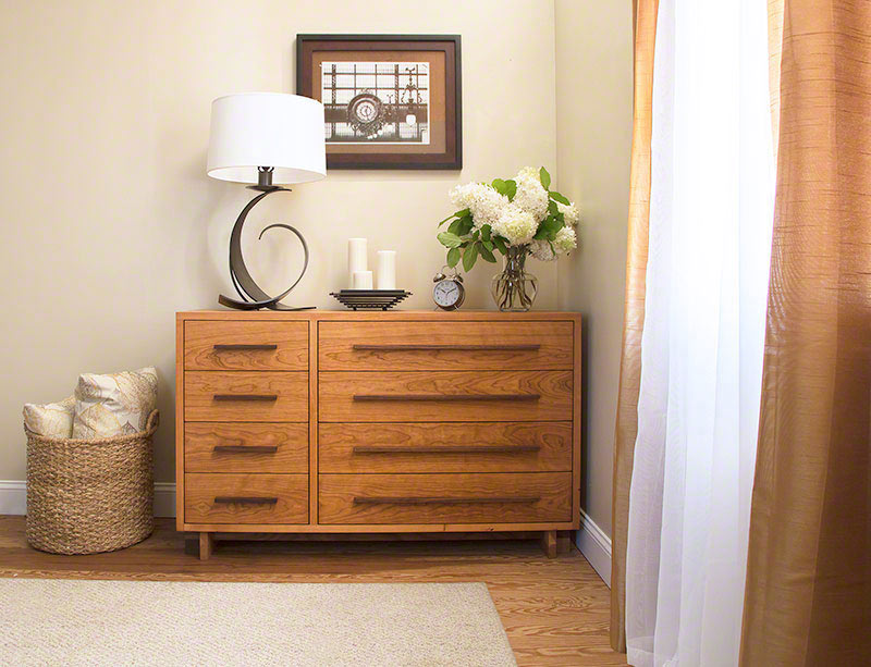 2 Drawer Computer Table In Natural Finish Buy 2 Drawer
