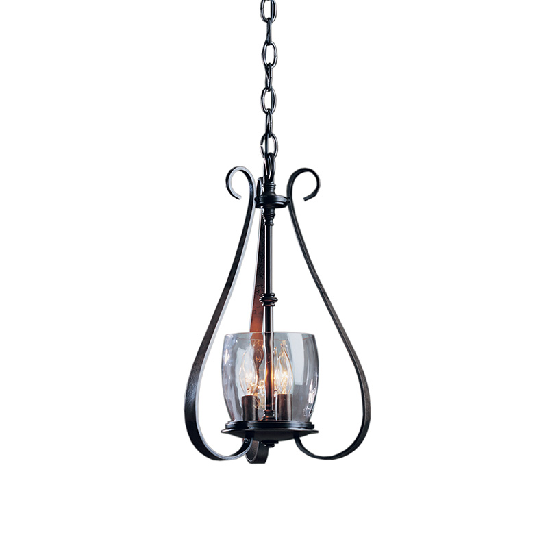Hubbardton Forge Sweeping Taper: Small Sweeping Taper #2 Chandelier By Hubbardton Forge