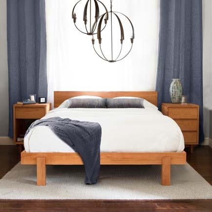 Bedroom by Vermont Furniture Designs