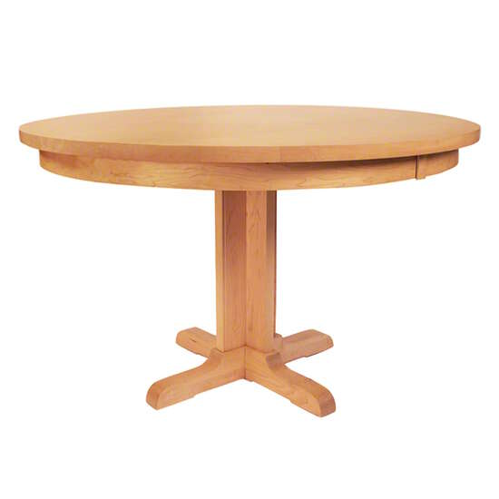 New England Shaker Pedestal Table CLEARANCE