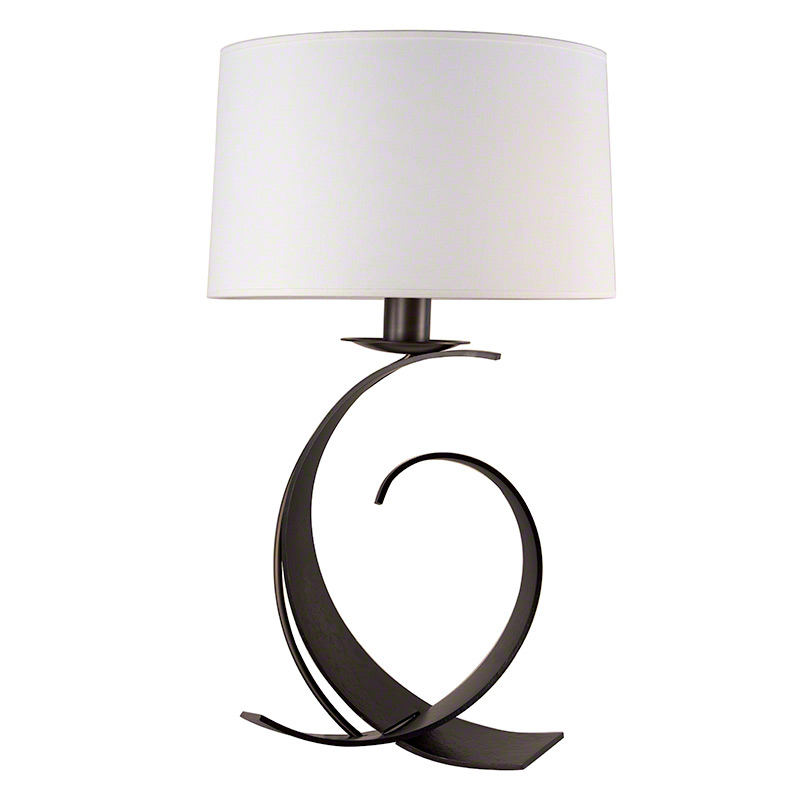 Hubbardton Forge Fullered Impressions Table Lamp 272678