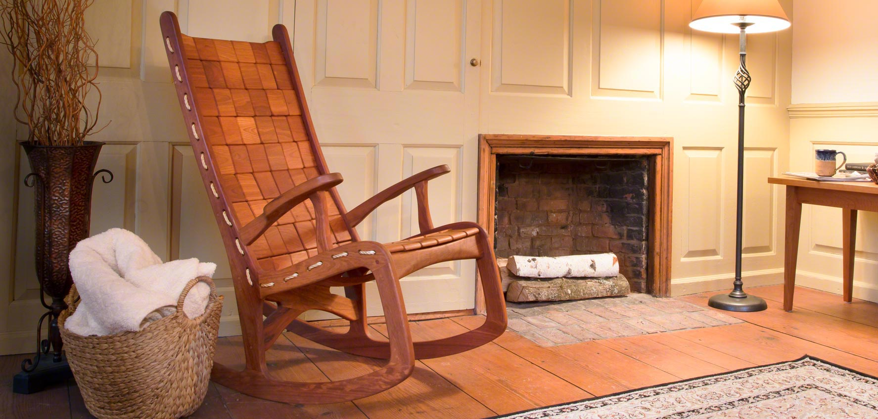 Handcrafted Wood Rocking Chairs Vermont Woods Studios