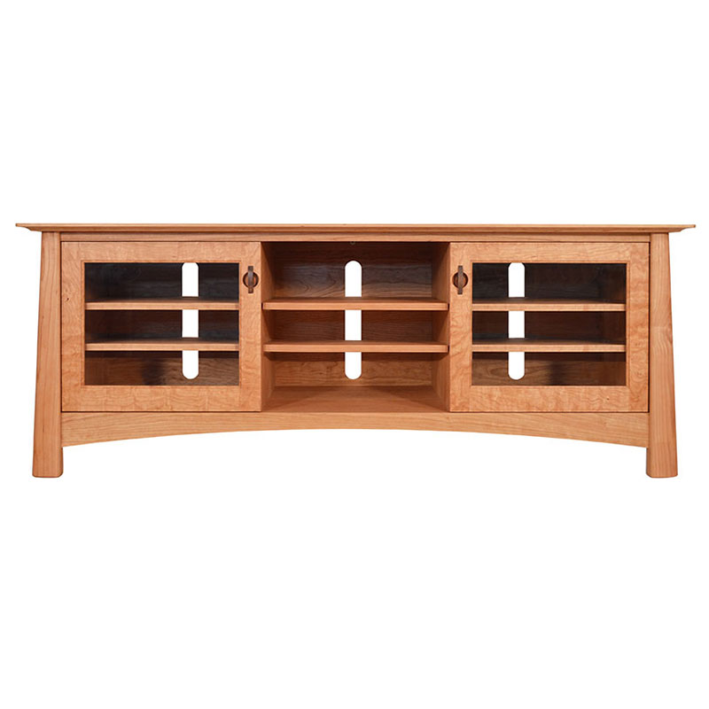 Genial Cherry Moon Large TV Media Console