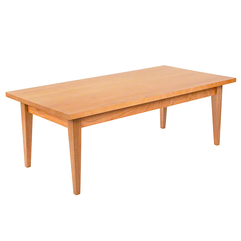 classic shaker coffee table - vermont woods studios