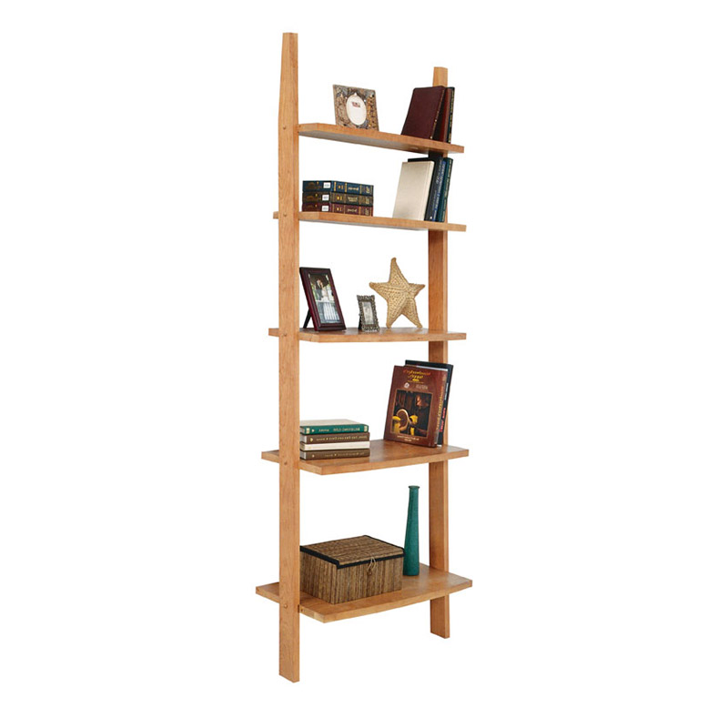 bookcases inch bookcase amazon library ladder com bookshelf hardware cappuccino style ducktwaddle bookshelves with