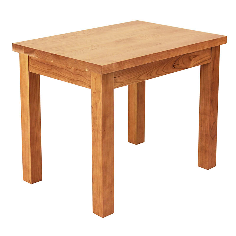Mission Side Table American Made Furniture Natural Cherry Oak - Natural cherry side table