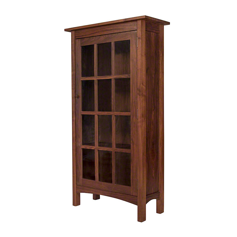 Creative Amish West Lake 72quot Bookcase With Doors