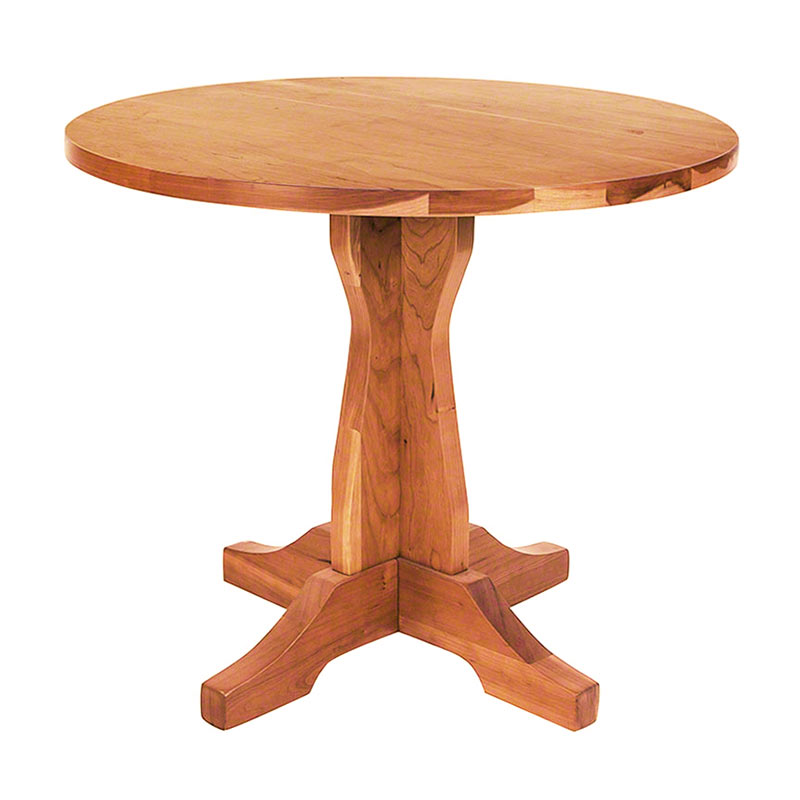 New England Shaker Lamp Table | Eco-Friendly Wood Accent Tables ...