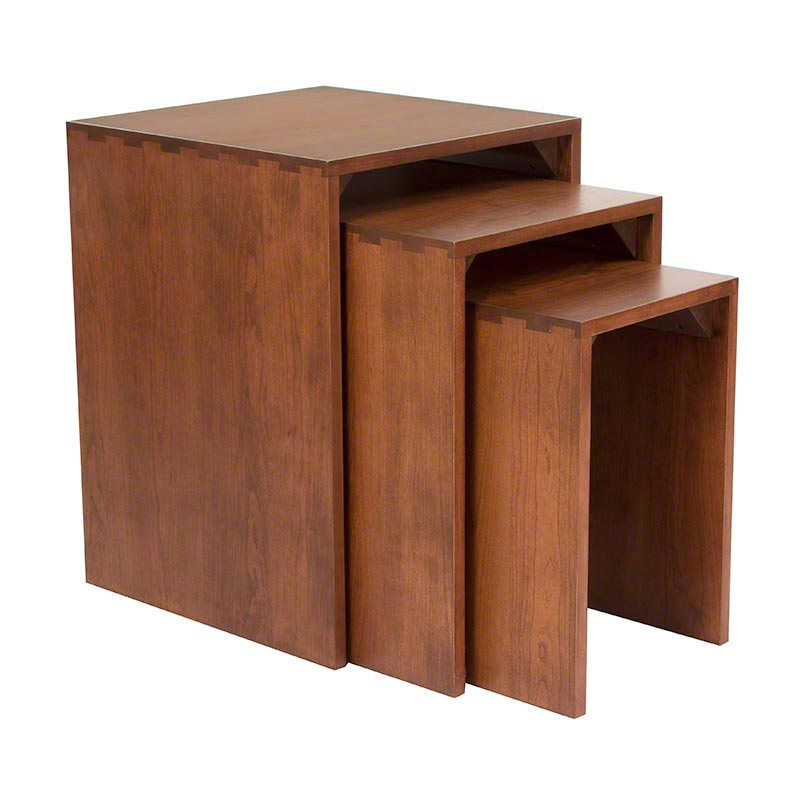 New England Shaker Nesting Tables   Clearance