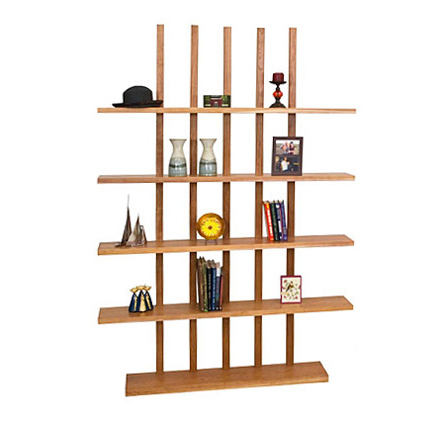 New York Lattice Bookcase
