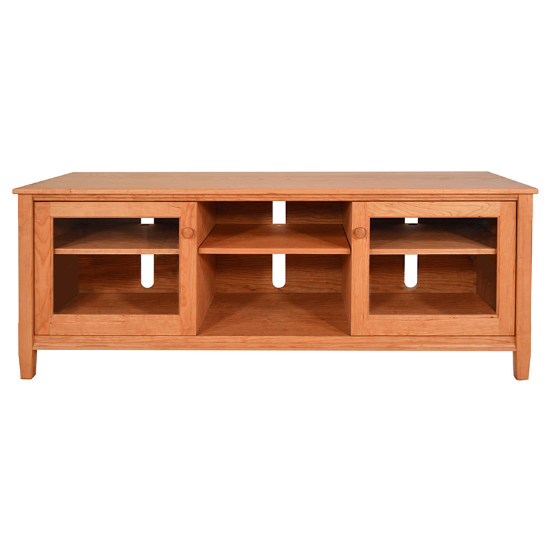 Large Shaker Style Solid Wood Tv Stands Media Consoles