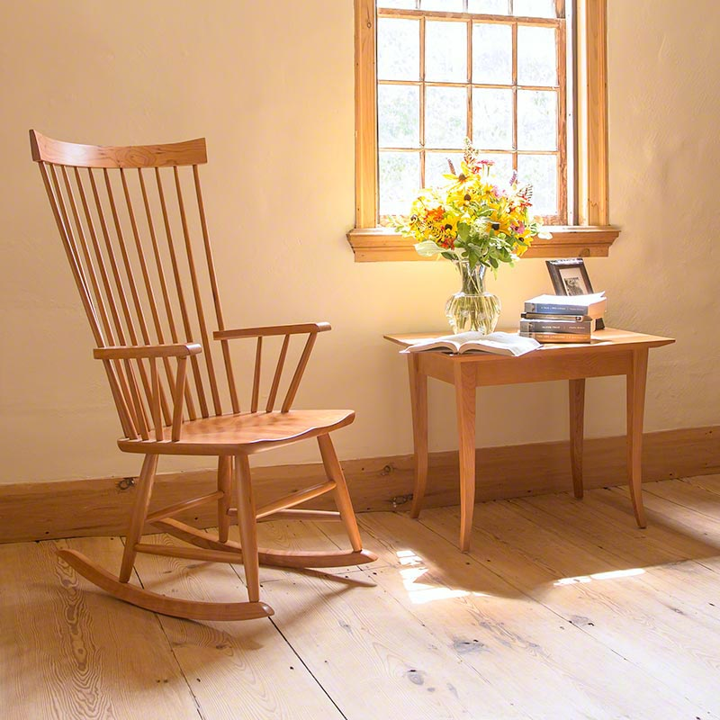 Windsor Rocking Chair Vermont Woods Studios – Windsor Rocking Chairs