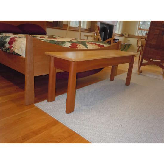 Cherry Moon Dining Bench CLEARANCE