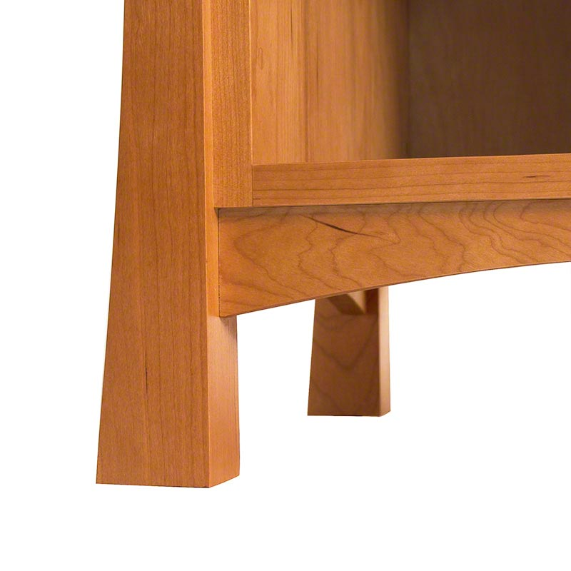 Espresso One Drawer Nightstand