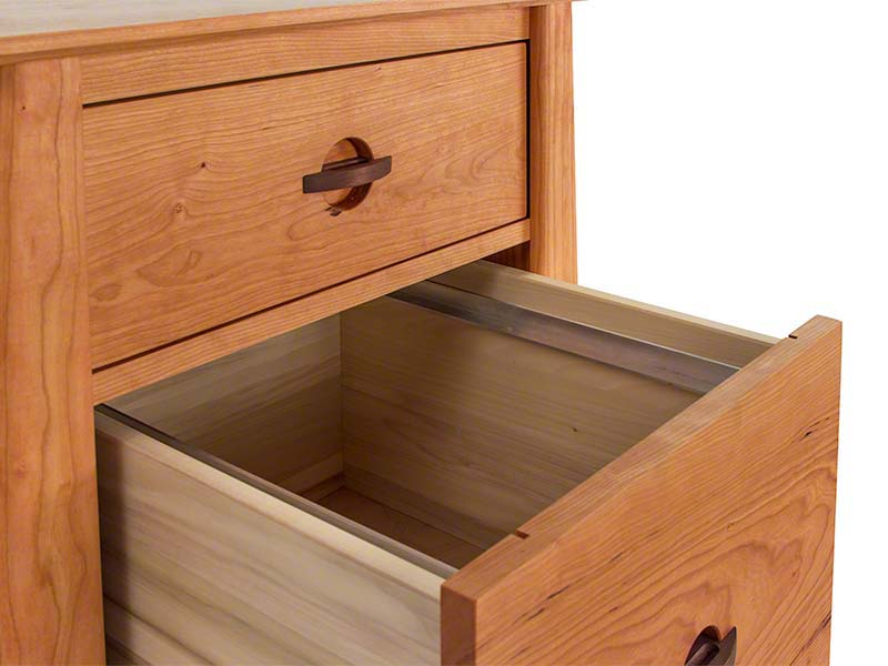 cherry moon vertical file cabinet