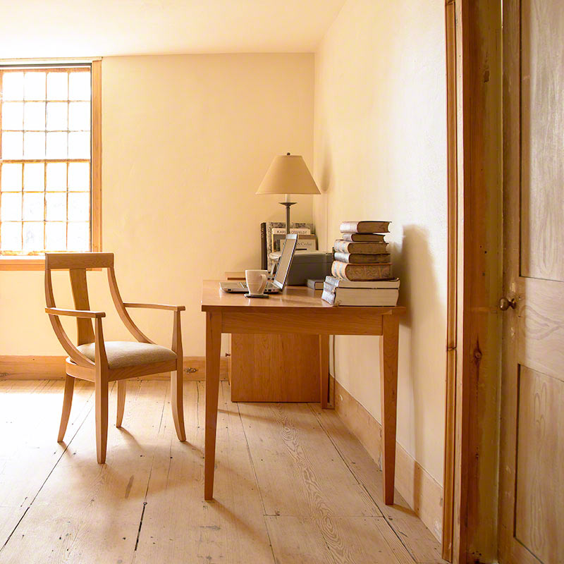 classic shaker writing desk