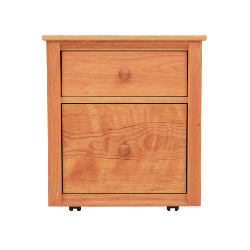 Beau Vermont Shaker Vertical File Cabinet