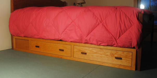 Underbed Storage Unit