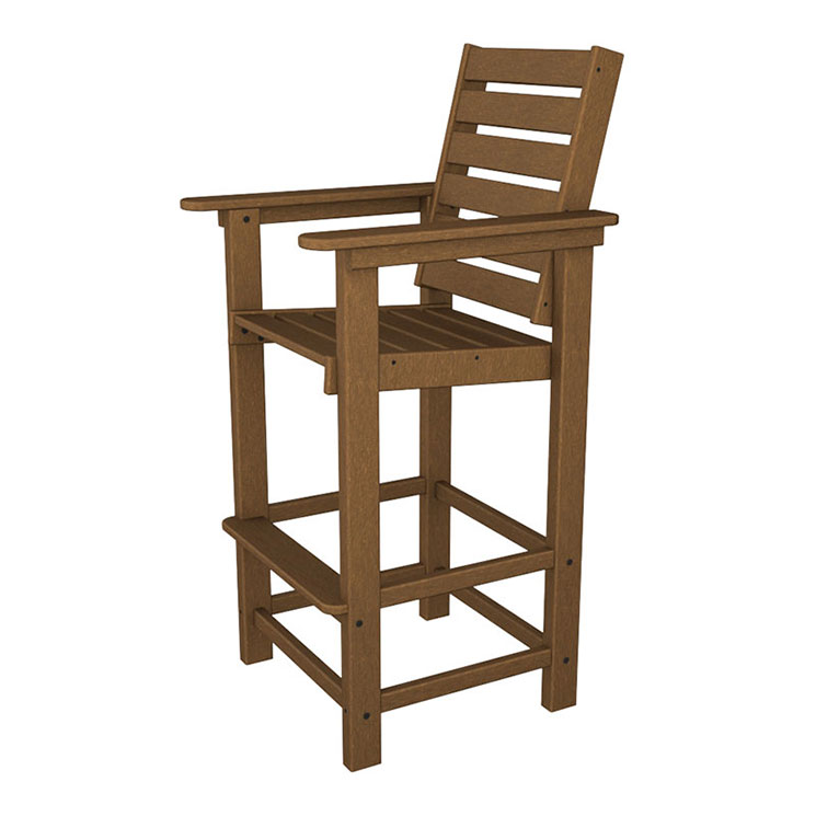 Captain Outdoor Bar Arm Chair