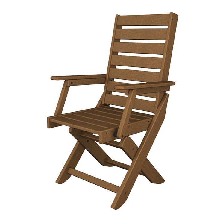 Captain Outdoor Dining Arm Chair