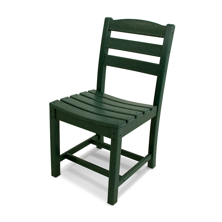 La Casa Cafe Outdoor Dining Side Chair
