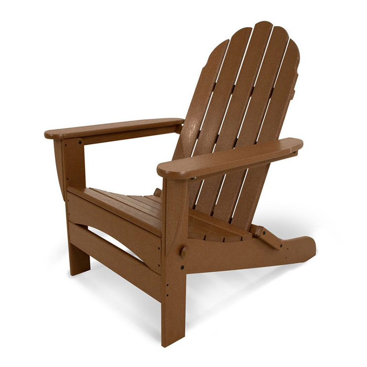 Adirondack Curved Back Chair