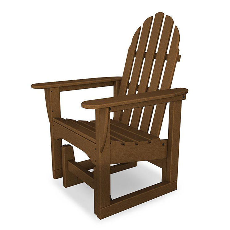 Ordinaire Adirondack Glider Chair