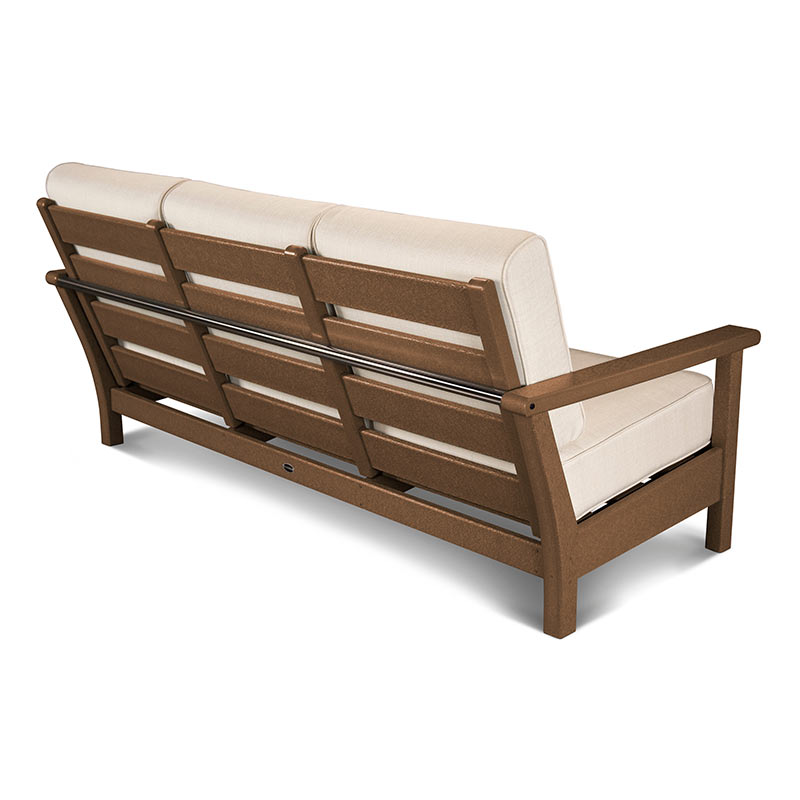 Polywood Outdoor Furniture Harbour Deep Seating Sofa