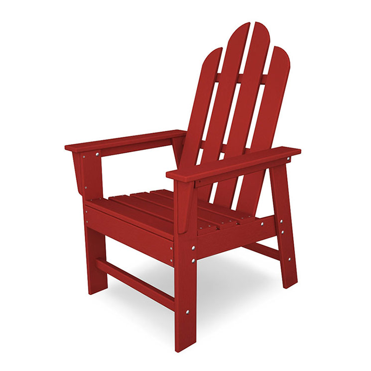 Furniture Clearance Long Island: Polywood Long Island Outdoor Dining Chair