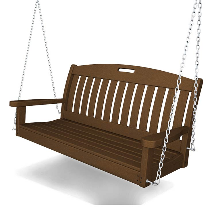 Outdoor Hanging Swing Bench For Porch Garden Amp Patio