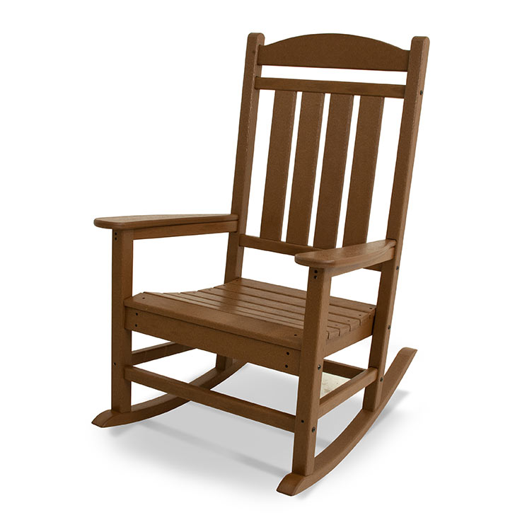 Presidential Outdoor Rocking Chair