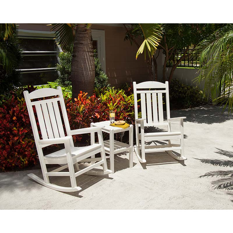 presidential outdoor rocking chair white set black chairs on sale cushions
