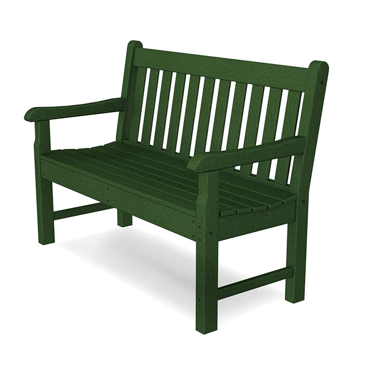 Astounding Rockford 48In Garden Bench Pabps2019 Chair Design Images Pabps2019Com