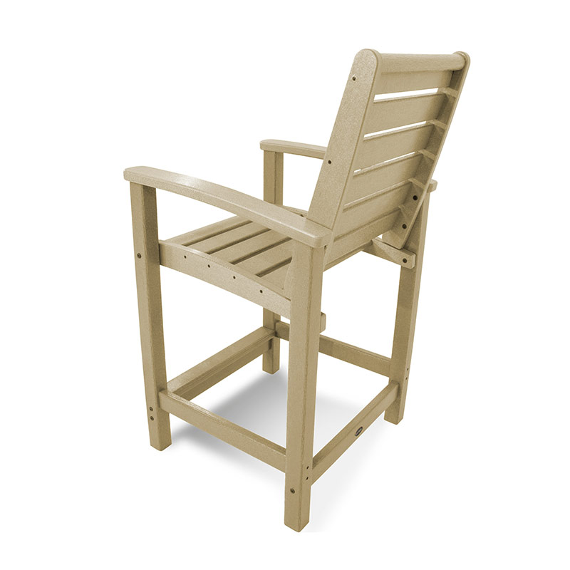 Outdoor Counter Height Dining Chair