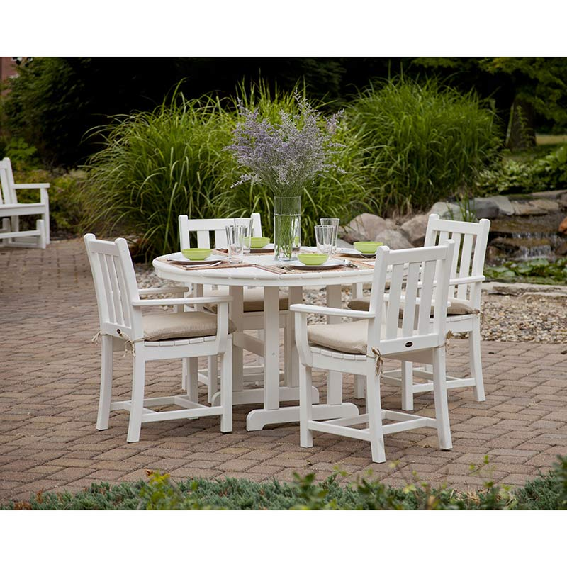 traditional garden outdoor dining arm chair - Garden Furniture Traditional