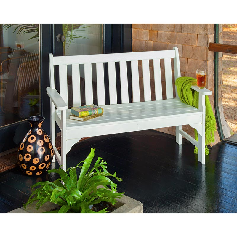 patio benches bench all and st styles swings gliders polywood chippendale